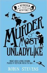 murder most unladylike image